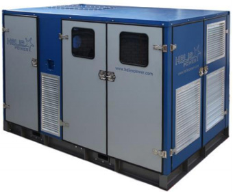 Steam Expander Generator Set HP204 up to 400kW